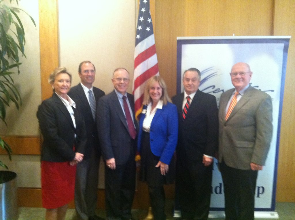 Higher Ed Panel of Experts at Cerritos Chamber