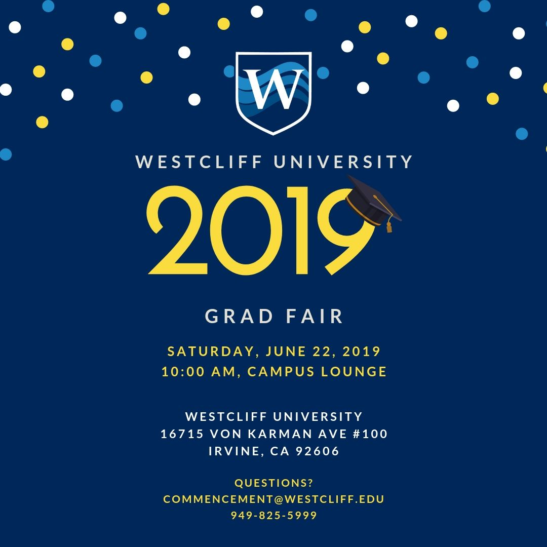 2019 Grad Fair