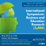 The 3rd Annual International Symposium Business and Education Research