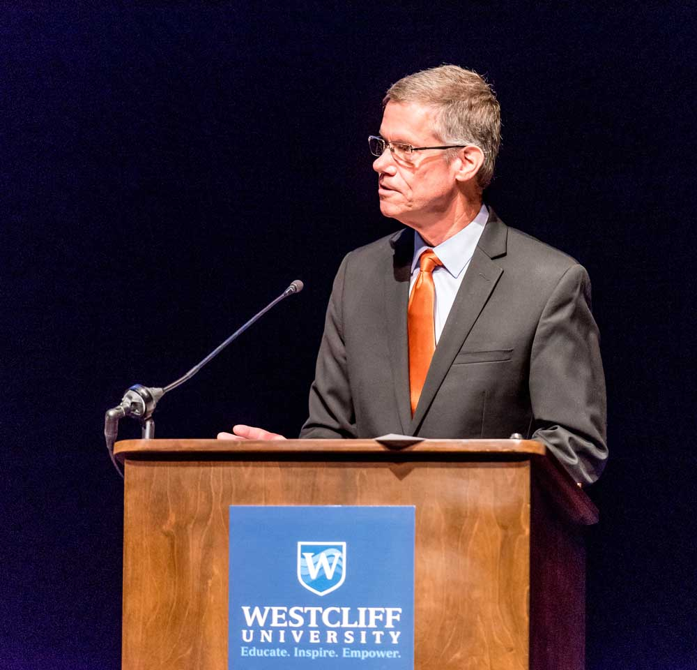 Westcliff University's 2017 Commencement Keynote Speech by Michael O'Brien, Vice President of Hyundai