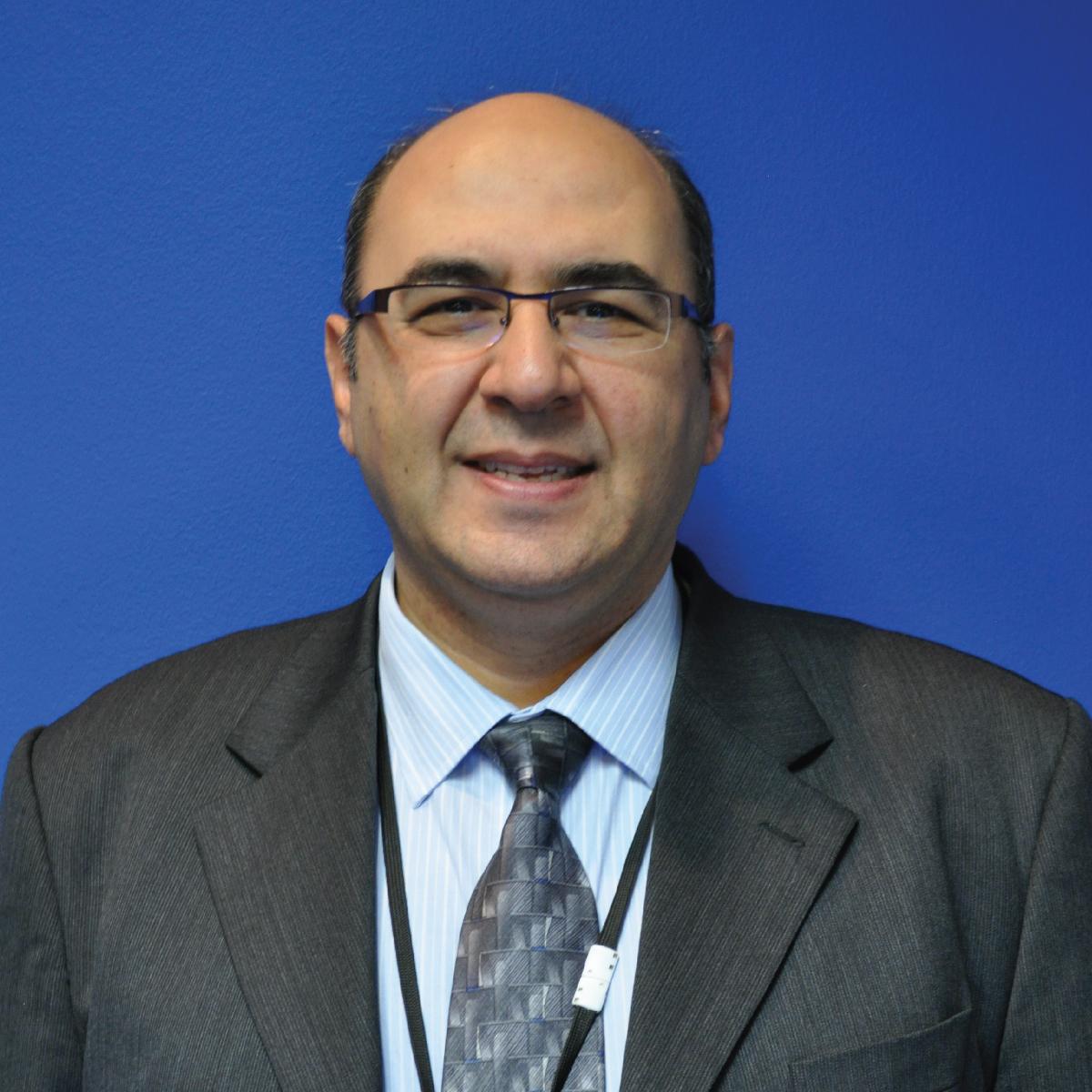 Edmund Khashadourian, Ph.D.