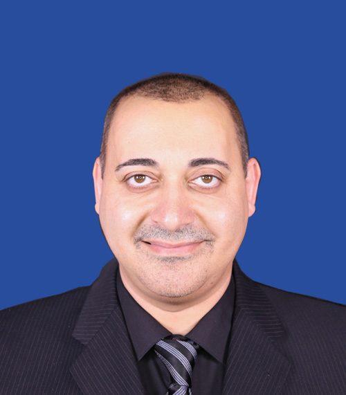 Omar Haddad, D.B.A