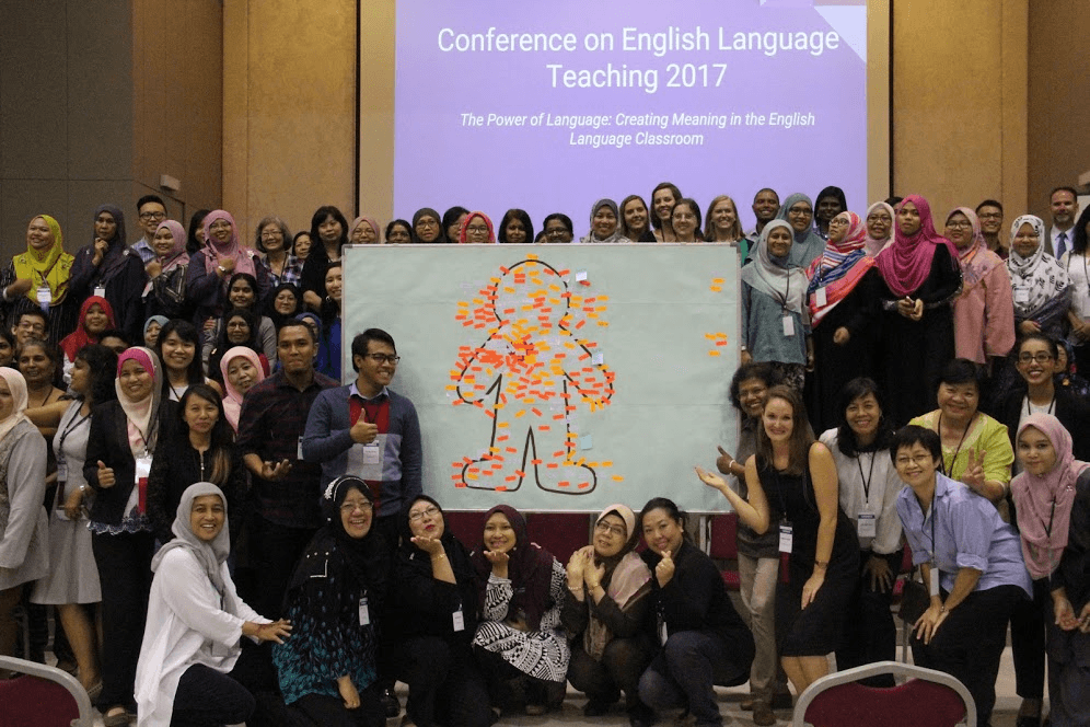 A Conference Designed by Teachers for Teachers