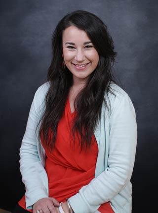 Headshot of Amanda Sheffield