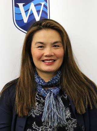 headshot of Shirley Chuo