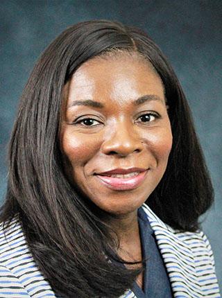headshot of Cynthia Worthen