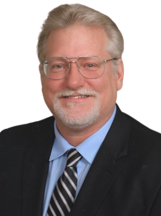 this is an image of Dr. David Johnson