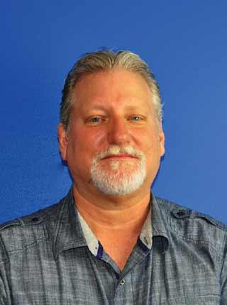 headshot of David Johnson