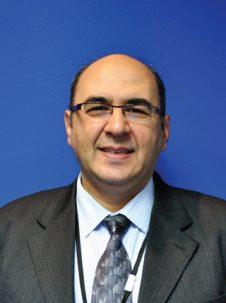 headshot of Edmund Khashadourian