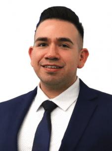Image of Dominic Enriquez, Director of Strategic Initiatives