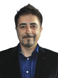 This is an image of Professor Nima Salami