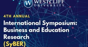 westcliff international symposium business education research syber