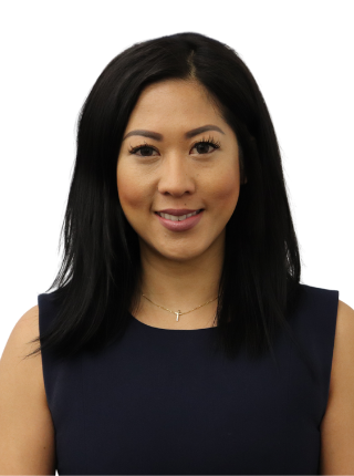 image of Helena Luong, Director of International Outreach