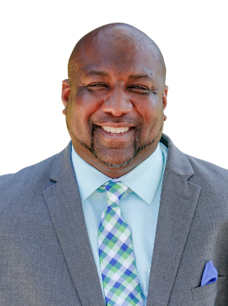 Image of Shawn Harris, Associate Dean of Athletics