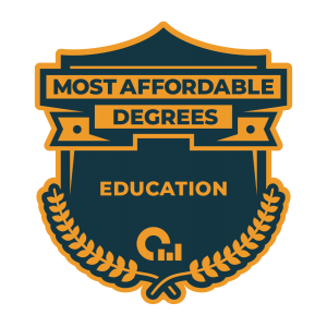Most Affordable Online Education Degrees