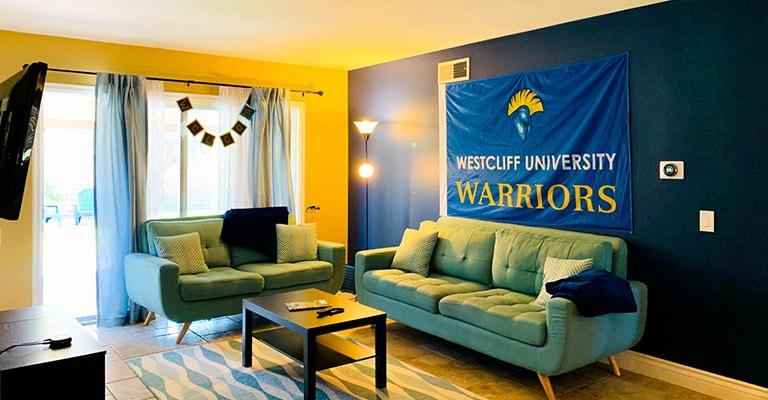 Westcliff Housing
