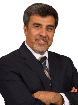This is an image of Dr. Seyed A Ghoraishi