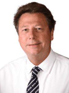 This is an image of Professor Wayne Hollman