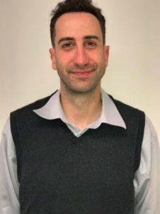 headshot of Daniel Banyai