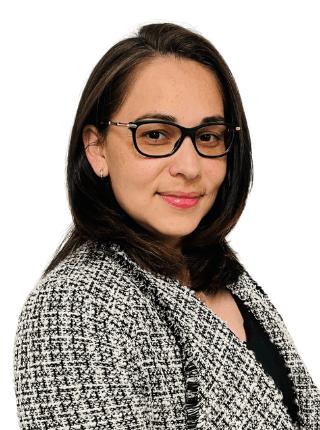 image of Amanda Olmos, Director of Registrar