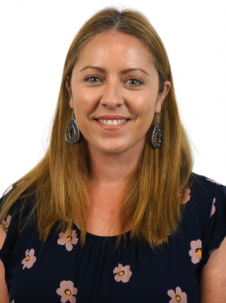 image of Rebecca Pacificar, Director of Finance