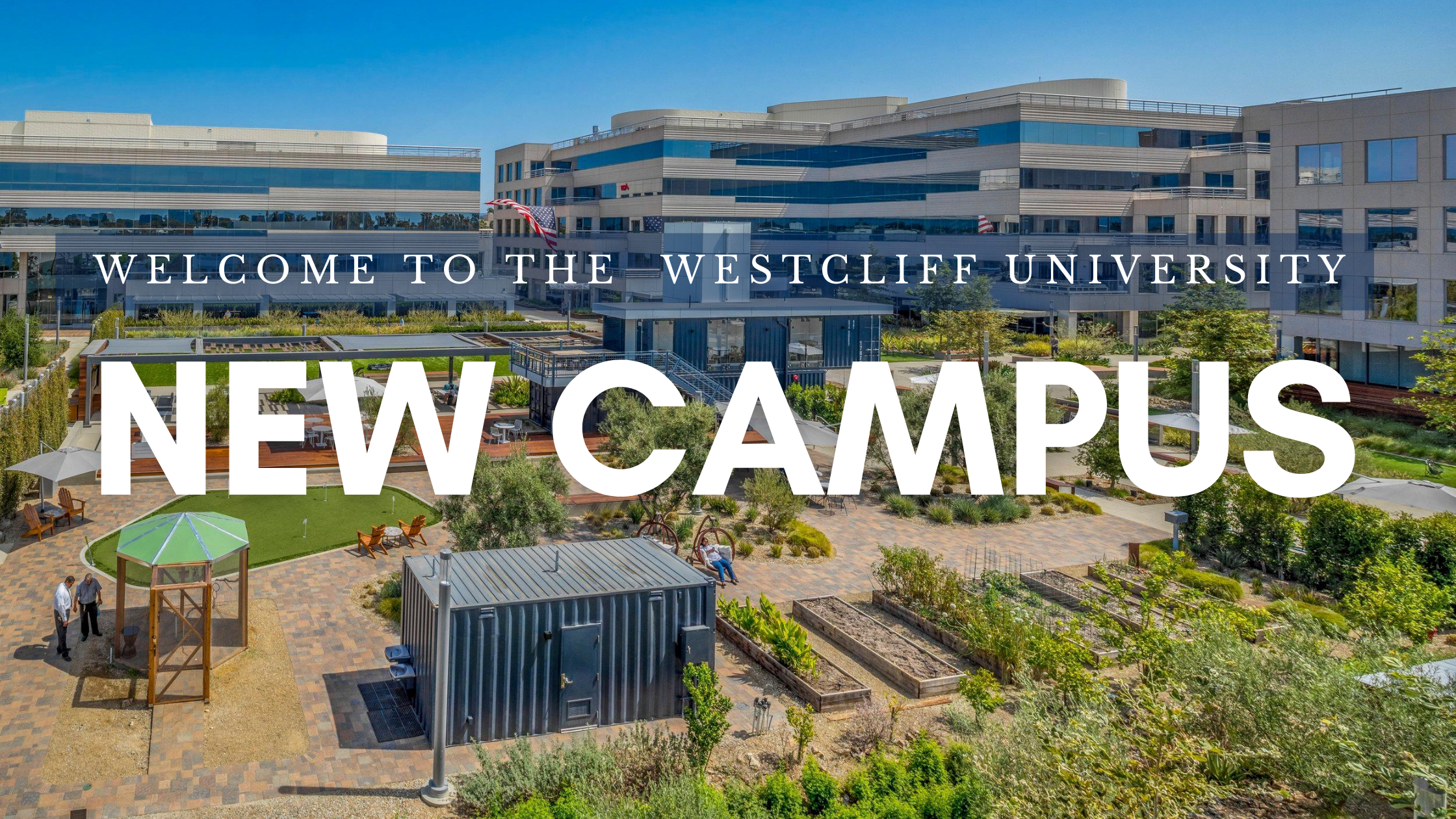 New Main Campus for Westcliff University