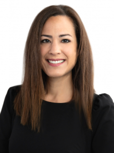 this is a photo of Dr. Janette Flores, Dean for the College of Business