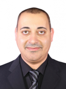 This is an image of Dr. Omar Haddad