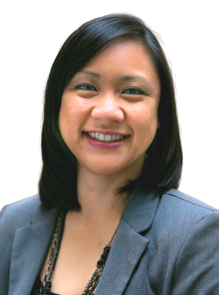 This is an image of Professor Joanne Rapadas