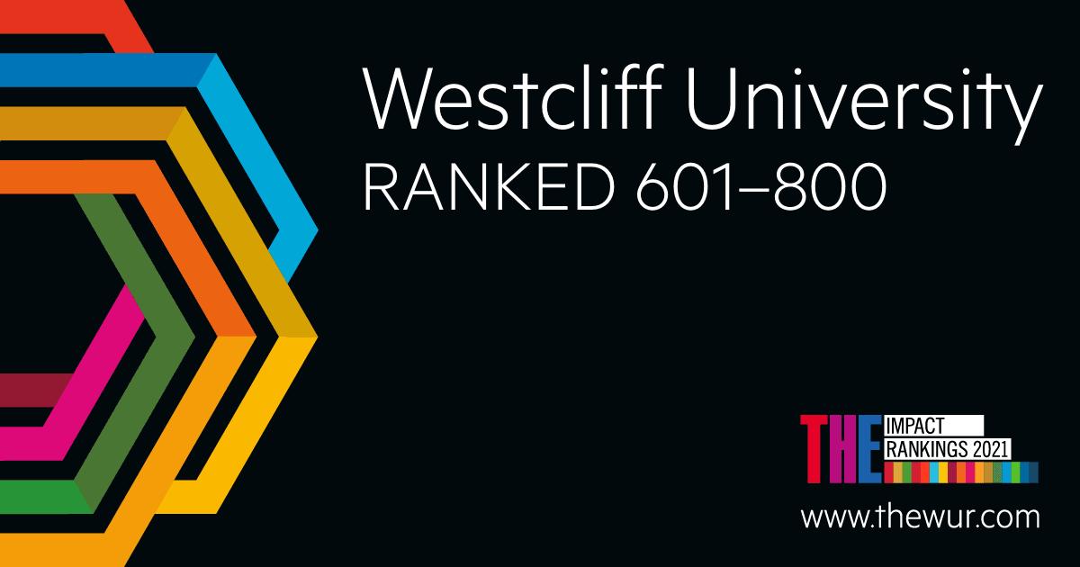 Westcliff University Ranked in The World University Rankings